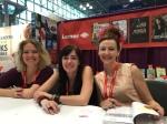 YAファンタジー作家 Tessa Gratton, Maggie Stiefvater, Brenna Yovanoff 2015