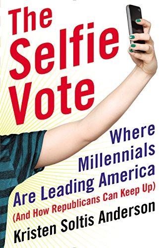 保守派の若き女性政治専門家が共和党に提案する「ミレニアル世代」対策 The Selfie Vote