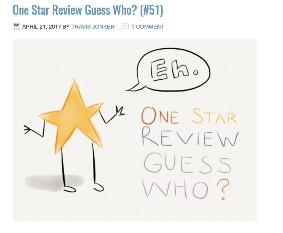 勘違い? 読解力不足? ズレすぎていて大爆笑の「一つ星読者レビュー」クイズ