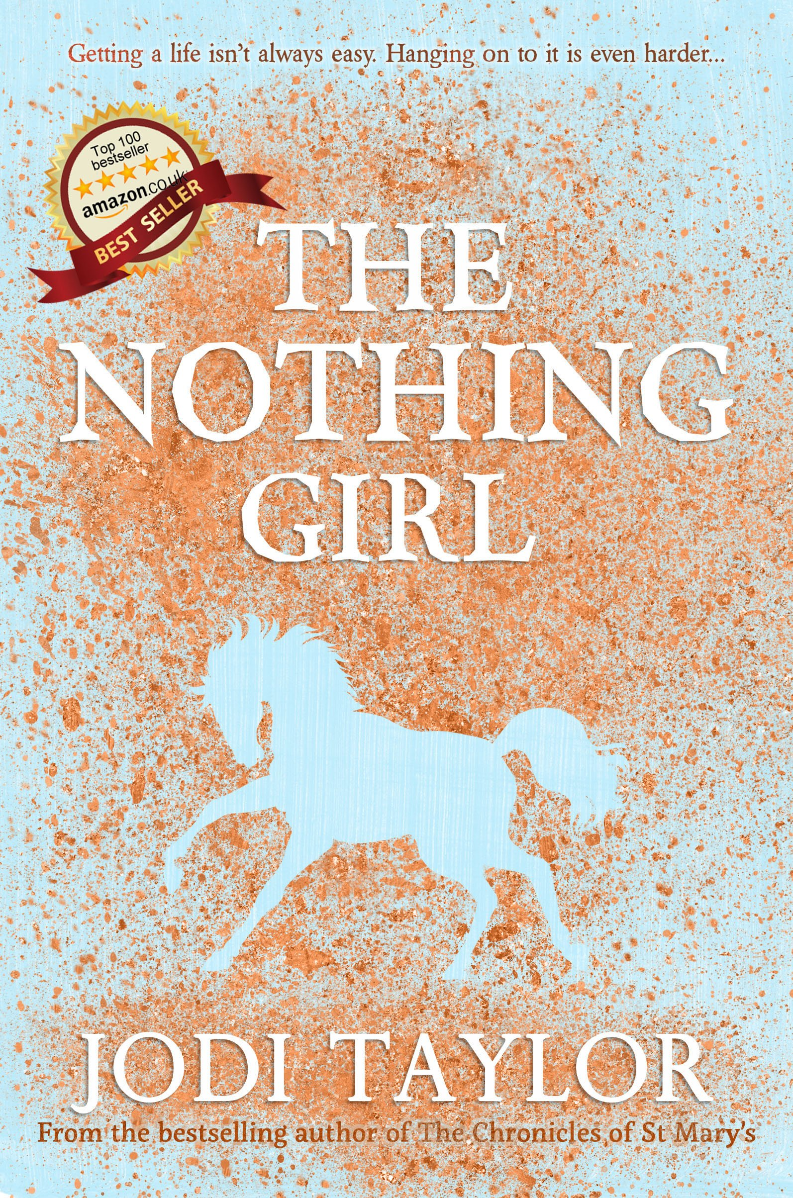 自信がない大人のための童話的小説 The Nothing Girl