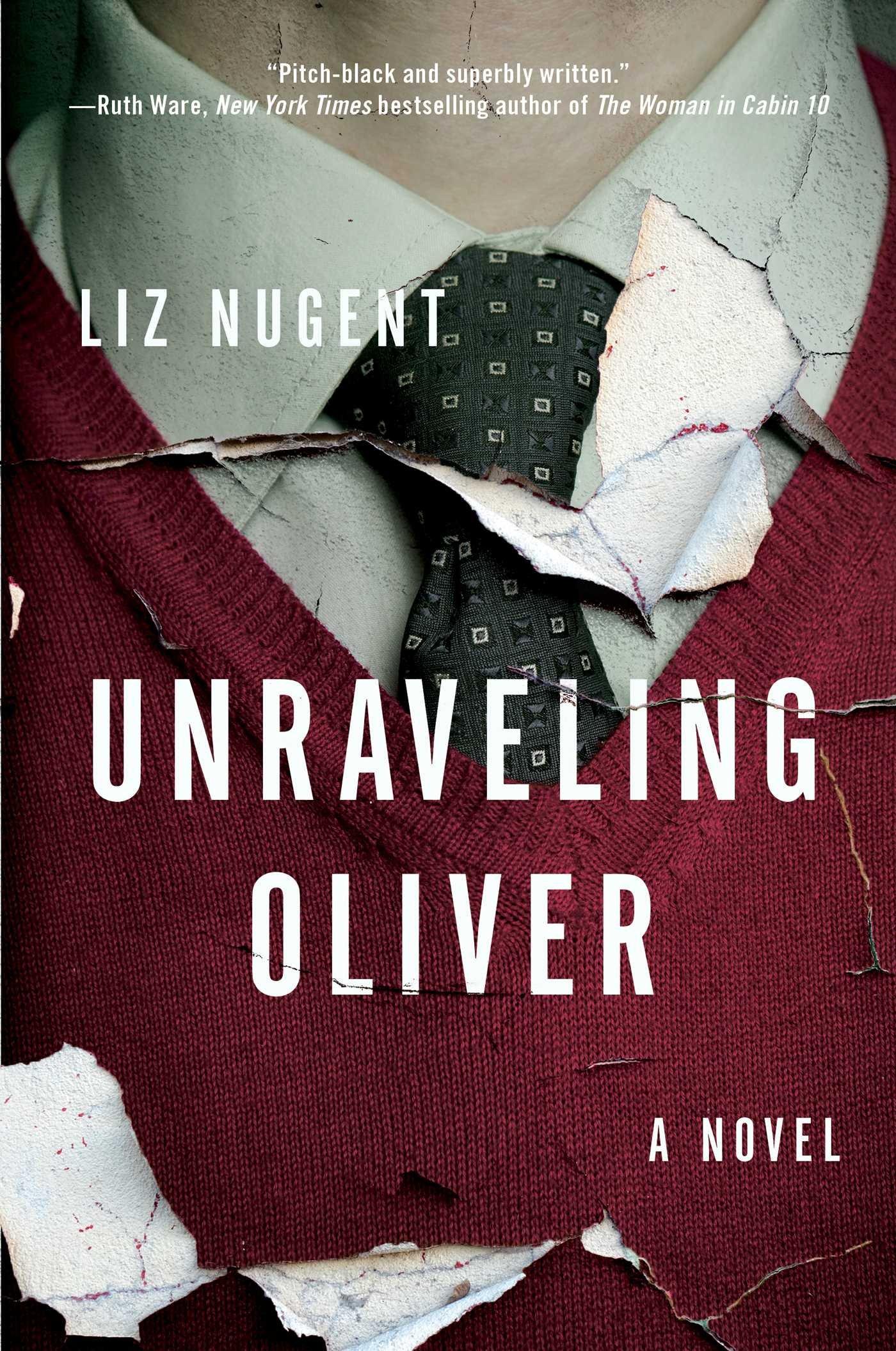 主人公が献身的な妻を瀕死にした理由とは……? アイルランドで大ヒットした嫌ミス Unraveling Oliver