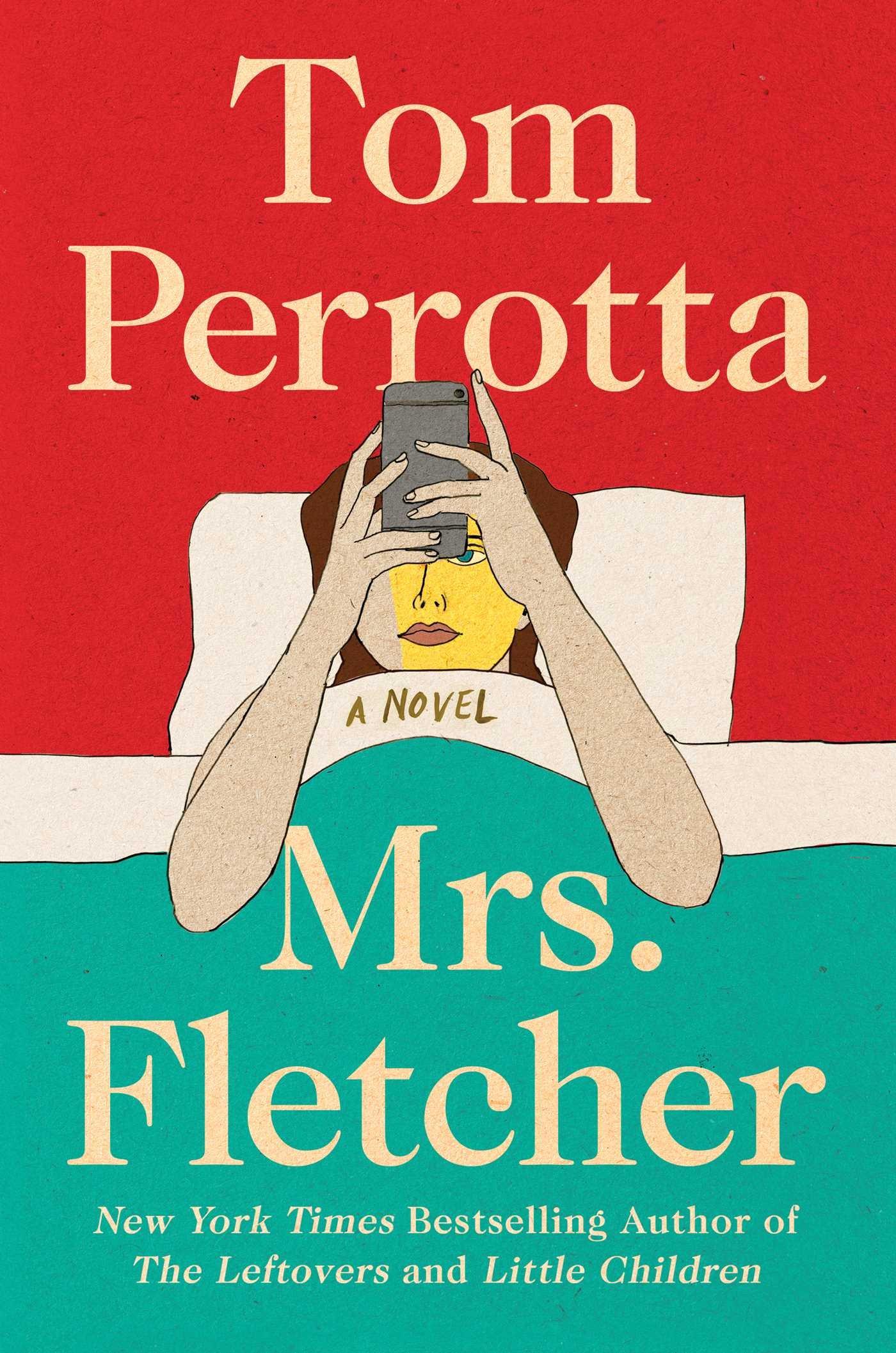 現代アメリカ社会を鋭く風刺する娯楽小説 Mrs. Fletcher
