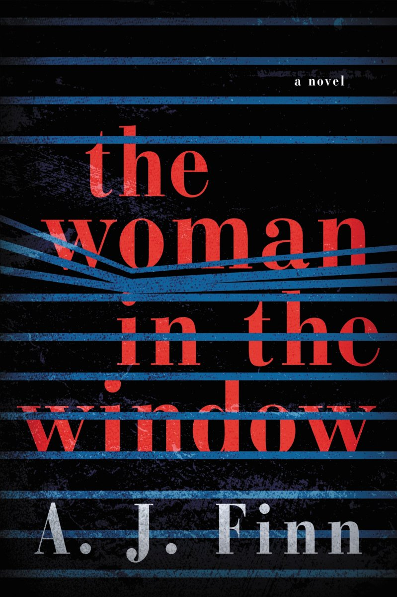 2018年の大型心理スリラー the woman in the window 洋書ファンクラブ