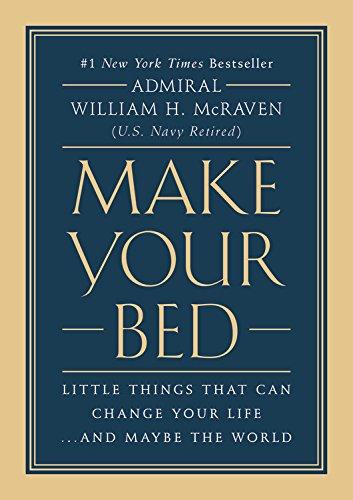 起きてすぐにベッドメイキングをする価値とは? Make Your Bed
