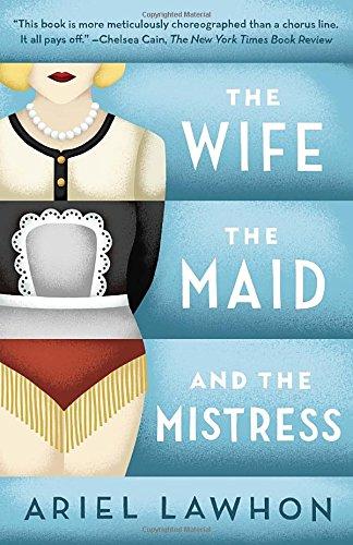 禁酒法時代のニューヨークで実際に起こった失跡事件を題材にした歴史ミステリ The Wife, the Maid, and the Mistress